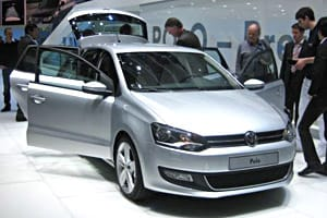 Geneva Motor Show: new VW Polo