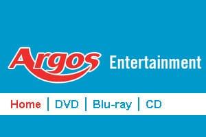 Argos entertainment website screenshot