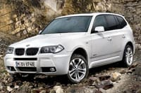 BMW X3 xDrive18d officially achieves 45.6mpg