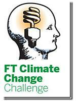 FT Climate change challenge