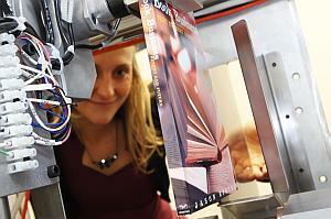 The Blackwell Espresso Book Machine