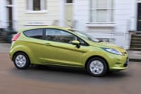 The new Fiesta was the top-selling car in March