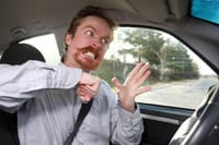 Two thirds of drivers admitted to getting road rage