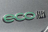 Vauxhall Insignia ecoFLEX badge
