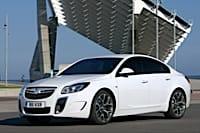 Vauxhall's new Insignia VXR