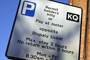 It's worth appealing unfair parking tickets