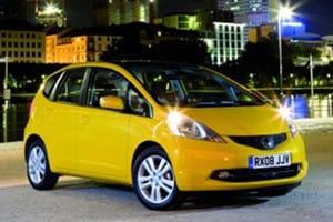 Euro NCAP: Top marks for the Honda Jazz