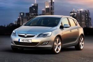 Vauxhall Astra 1