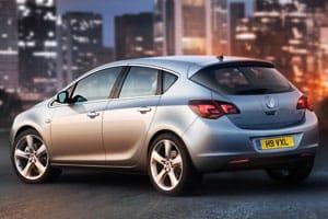 Vauxhall Astra 2
