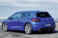 VW Scirocco rear