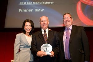 BMW Which? Best Car Manufacturer award