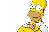 Homer Simpson's voice is now available on TomTom sat navs