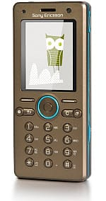 Sony Ericsson GreenHeart Mobile Phone