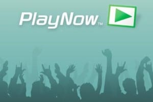 Sony Ericsson PlayNow logo