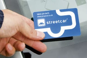 Streetcar car club is to offer an electric Prius