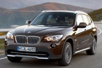 BMW X1 to launch in UK