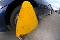 Clamping companies are breaking the law, the RAC said