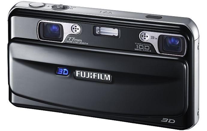 Fujifilm W1 Real 3D digital camera