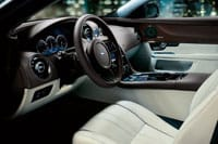 Jaguar XJ's interior will be packed with technology
