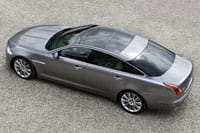 Orders are now being taken for the new Jaguar XJ