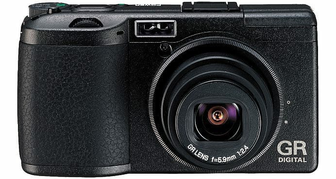 Ricoh GR Digital III camera
