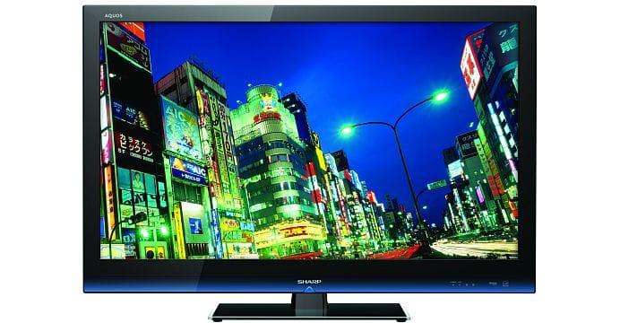Sharp Aquos LE700 LED TV