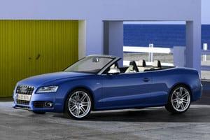 Audi S5 cabrio 1