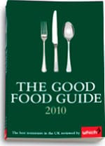 Good Food Guide 2010