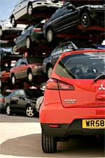 Government money for the scrappage scheme is running out