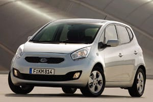 Frankfurt debut for Kia Venga