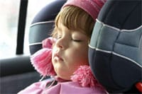 Many child car seats need replacing, Sainsbury's research shows