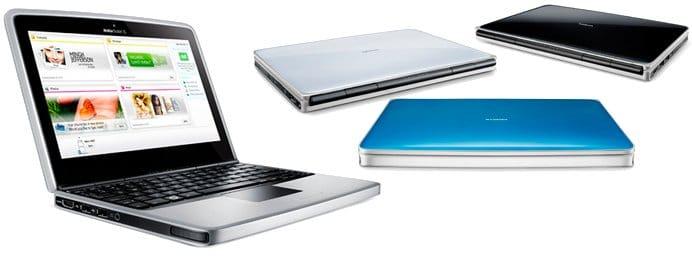 Nokia Booklet 3G netbook