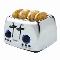 Tricity four-slice toaster