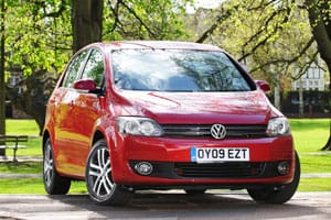 VW Golf Plus Bluemotion