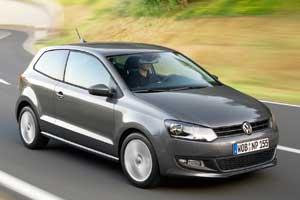 VW Polo three-door