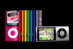 Apple iPod Nano with video