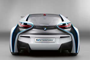 BMW Vision EfficientDynamics concept 2