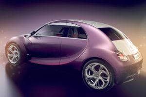 Frankfurt Motor Show: Citroen REVOLTe Concept rear