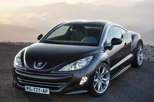 Frankfurt Motor Show: Peugeot RCZ prices
