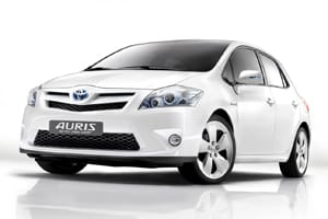 Frankfurt Motor Show: Toyota Auris Hybrid