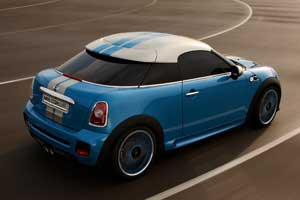 Made in the UK: new Mini Coupé