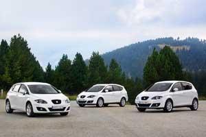 Seat Ecomotive range