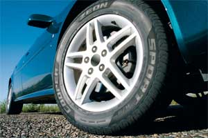 Car tyre safety concerns