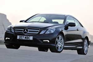 E-Class is covered by the new fixed prices