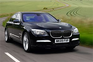 Luxury-car buyers should choose options carefully