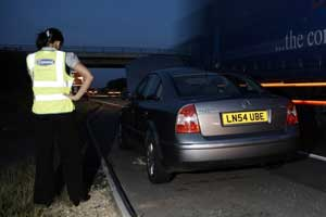 Roadside deaths are higher among men