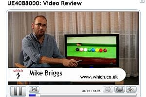 Which? TV video reviews