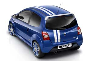 Renault Twingo Renaultsport Gordini rear