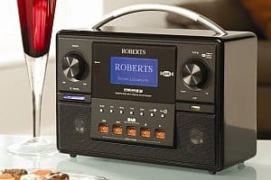 Roberts Stream 83i DAB internet radio - black