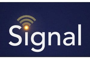 Signal logo - free Wi-Fi broadband internet for Swindon